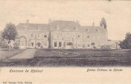 Hannut (environs De) - Blehen Château De Herzée (Edit. Georges Bully) - Hannut