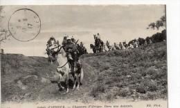 Armee D Afrique Et Chasseurs D Afrique Dans Une Descente - Guerre 1914-18