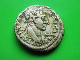 HADRIAN (117-138) Tetradrachme 120/121 Ägypten Alexandria - Römische Münzen