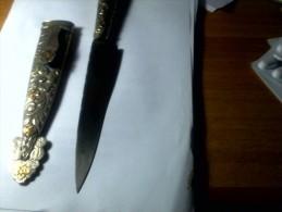 Couteau Gaucho - Blankwaffen