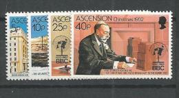 1982 MNH Ascension, Postfris** - Ascension (Ile De L')
