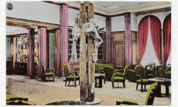 LE PAQUEBOT LIBERTE - N° 60 - LE SALON - BIBLIOTHEQUE - LIBRARY - CPA NON VOYAGEE - 75 - Paquebots
