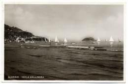 P.427.  ALASSIO - Isola Gallinara - 1933 - Altre Città