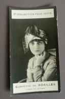 Comtesse Anna De Noailles - Beroemde Personen