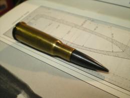 CARTOUCHE 8mm LEBEL Perforante - Armes Neutralisées