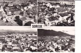 SOREDE. 66. MULTIVUES. Noir Et Blanc. - Other Municipalities