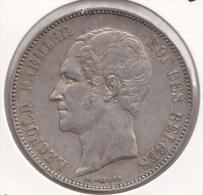 5 Francs 1849 - 1831-1865: Léopoldo I