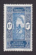 Dahomey, Scott #76, Mint Hinged, Mint Hinged, Man Climbing Oil Palm, Issued 1913 - Neufs