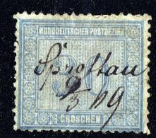 Innendienst  MiNr 26  Gebraucht - North German Conf.