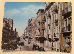 CAGLIARI VIA DANTE VIAGGIATA N - Cagliari