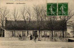 DEMIGNY - La Chaumière - France