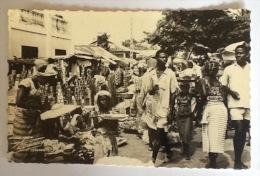 COTONOU MERCATO LOCALE NON VIAGGIATA C - Benin
