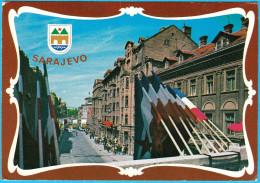 SARAJEVO ( Bosnia And Herzegovina ) * Travelled - Bosnia And Herzegovina