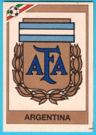 MEXICO 86 No. 72 - Panini Argentina Football Federation AFA ( Yugoslav Edition ) Soccer Fussball Futbol Association - Trading Cards
