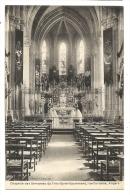 Cp, 49, Angers, Chapelle Des Servantes Du Très Saint Sacrement, Rue Cordelle, écrite 1943 - Angers