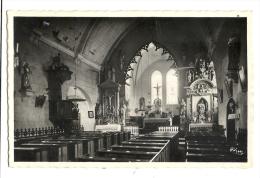 Cp, 41, Couture-sur-Loir, Intérieur De L'Eglise - France