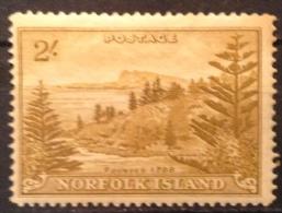 Norfolk 1947 MH*  # 12 - Ile Norfolk
