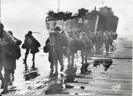 Débarquement En Normandie - Le Ravitaillement Des Alliés Est Débarqué Dans Le Port Restauré Du Havre - Weltkrieg 1939-45