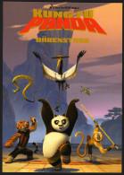 Kung Fu Panda - Nicht Gelaufen - Comicfiguren