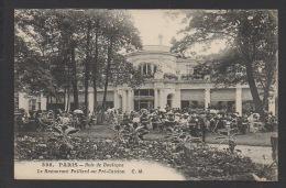 DF / 75 PARIS / BOIS DE BOULOGNE / LE RESTAURANT PAILLARD AU PRÉ-CATALAN / ANIMÉE - Parks, Gardens