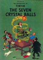« The Adventures Of TINTIN - The Seven Crystal Balls » - Vertaalde Stripverhalen