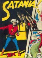 Catégorie : L It BD Titre : TEX N° 5 « Satania » (1964) - Tex