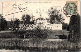 45 DORDIVES -- Château De Thurelles - Dordives