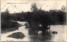 45 DORDIVES -- Les Bords Du Loing - Dordives