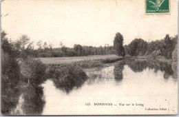 45 DORDIVES -- Vue Sur Le Loing - Dordives