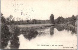 45 DORDIVES -- Vue Sur Le Loing -- - Dordives