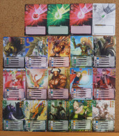 Skygalleon : 19 Japanese Trading Cards - Trading Cards