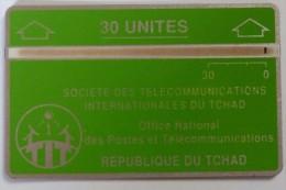 CHAD - L&G - 30 Units - D1 - 805A - Used - Rare - Chad
