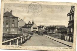 Old Town , Seaford Recto Verso Beau Timbre Beaux Cachets à Voir - Otros