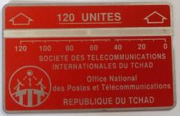 CHAD - L&G - 120 Units - 901C - Used - Tsjaad