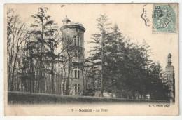 92 - SCEAUX - La Tour - BF 12 - 1907 - Sceaux