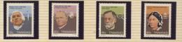 AFRIQUE DU SUD  TRANSKEI 1983 SCIENTIFIQUES  YVERT  N°124/27  NEUF MNH** - Louis Pasteur