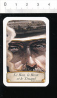 2 Scans / Le Bon La Brute Et Le Truand - Sergio Leone / Film Cinéma  / TL 186/2 - Vieux Papiers