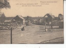 -02-guny Etat Des Ruines Place Publique