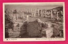 TUNISIE CARTHAGE Basilique De St-Cyprien, (CAP) - Tunisia