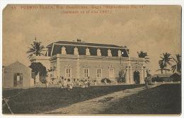 "Santo Domingo Puerto Plata Logia Masonica "" Restauracion No 11 "" Loge Maçonnique Masonic House - República Dominicana"