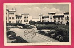 MAROC RABAT, Palais Du Sultan, 1949, (Photostyl, Paris) - Rabat