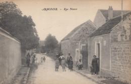 CPA - Arbonne - Rue Neuve - France