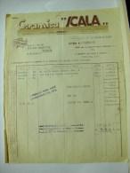 PORDENONE   --- CERAMICA  SCALA   A.R.L. - Italia