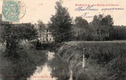 MARCILLY  :moulin De La Ramée - Autres Communes