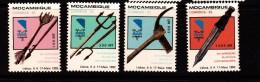 1992 Mozambique Traditional Tools MNH - - Mosambik