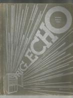 Publicité , FRIG...ECHO , N° Spécial , 1944 , FRIGECO, Paris , 24 Photographies Véritables Pleine Page, Frais Fr : 6.45€ - Pubblicitari