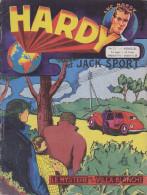 C1 HARDY # 31 Artima 1957 Mellies JACK SPORT Dansler - Arédit & Artima