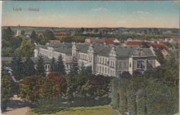 Lipik Old Postcard Travelled 1928 Bb160223 - Croatie