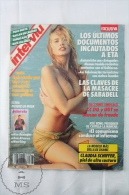 1990 Spanish Men´s Magazine - Claudia Schiffer Cover Girl, Kim Basinger, Wen Ging - Revistas & Periódicos