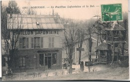 Cpa 92 Robinson Pavillon Lafontaine & Le Bal - Frankrijk